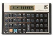 HP's 12c calculator turns 30 with anniversary edition