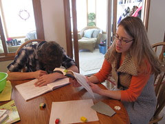 Homeschooling - Gustoff family in Des Moines 018