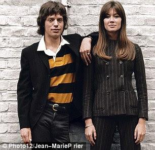 com Mick Jagger (1965)