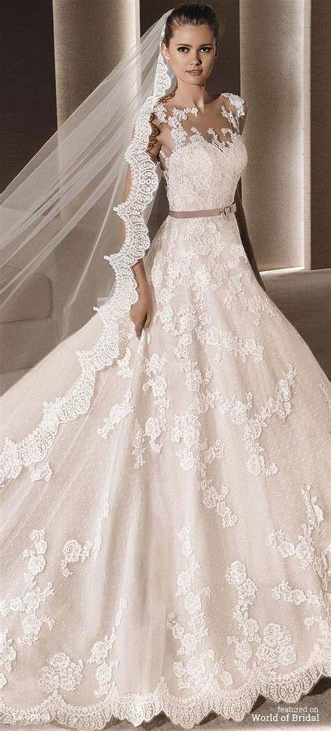 La Sposa 2016 Wedding Dresses ? Part 1 Pronovias   Amelia