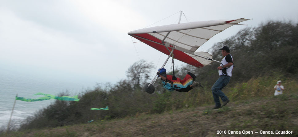 Hang glider Canoa Open 2016
