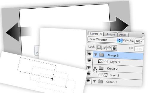 Photoshop Secret Shortcuts from Web Designer Wall