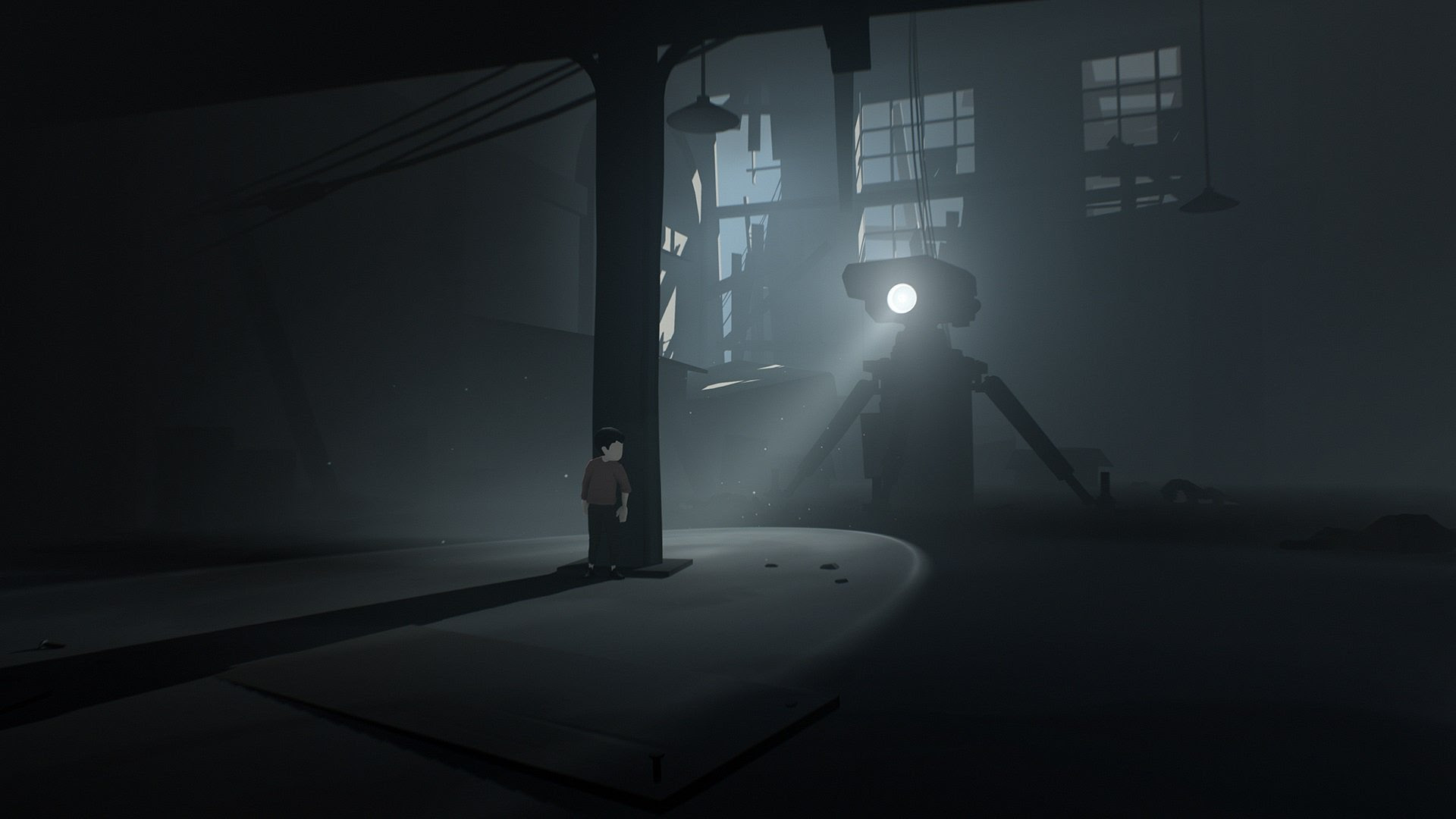 Playdead's two masterpieces are getting a unified physical release screenshot