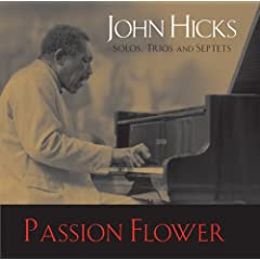 John Hicks Passion Flower cover
