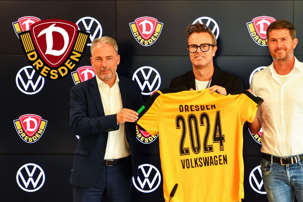 Dynamo Dresden: Fluthilfe! Verein unterstützt Behinderten-Heim in Leichlingen
