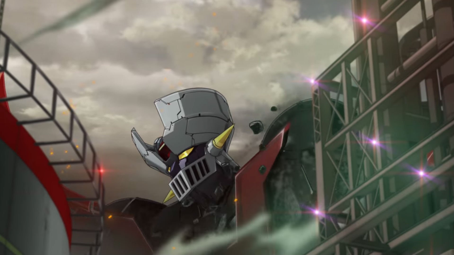 New Mazinger Z film trailer debuts screenshot