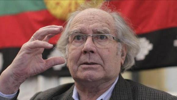 Pérez Esquivel. Foto: EFE (Tomada de Telesur)