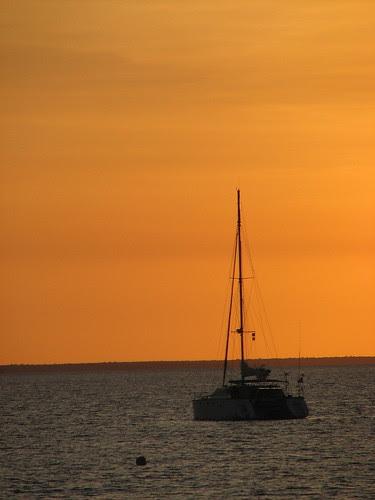 Darwin Sailing Club, Fannie Bay