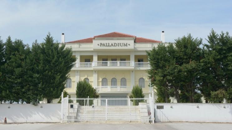 Το «Palladium» απέναντι από τις Εργατικές Κατοικίες Γιάννουλης, από κέντρο διασκέδασης θα μετατραπεί σε κέντρο φιλοξενίας προσφύγων