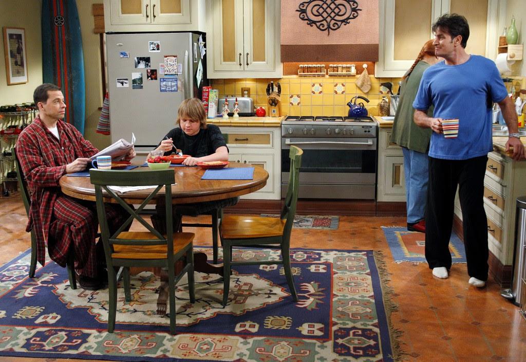Afbeeldingsresultaat voor twoandahalfmen kitchen