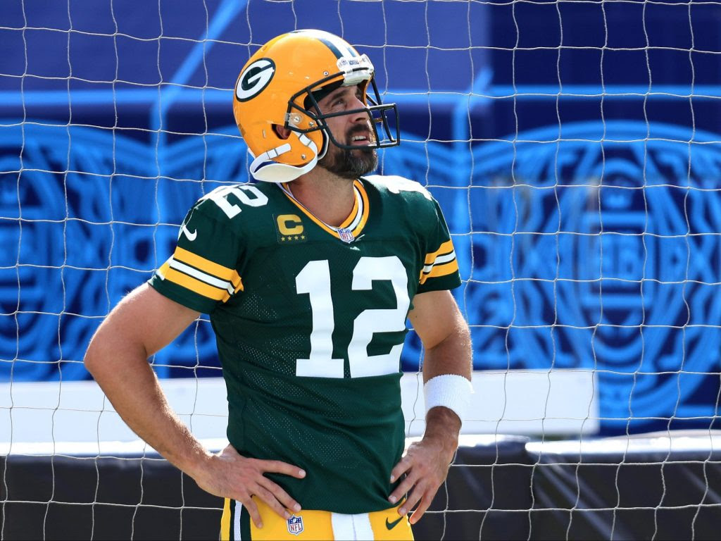 This Green Bay Quarterback Just Played The Worst Game Of His Career