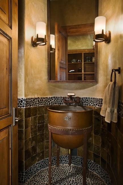 Steampunk-decor ~Bathroom