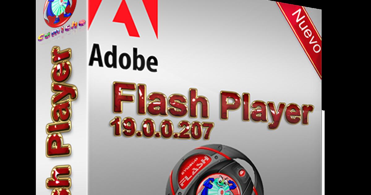ADOBE FLASH PLAYER 19.0.0.207 СКАЧАТЬ БЕСПЛАТНО