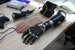 The Modular Prosthetic Limb (MPL).