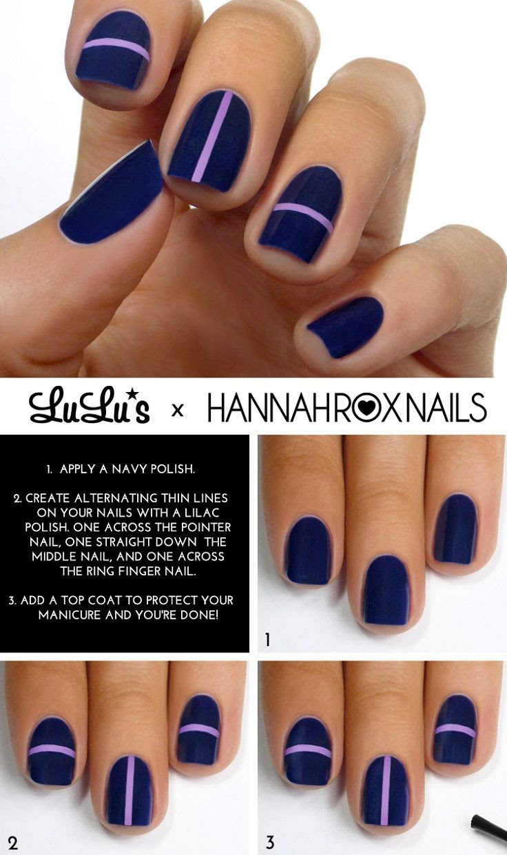 Hey, girls! You have been waiting for latest nail tutorials? Today, you are lucky to find out the post here. We are going to introduce top 10 most wanted nail tutorials to you. You just prepare your favorite nail polish and the manicure tools. Always stay with us and you will get more latest fashion …