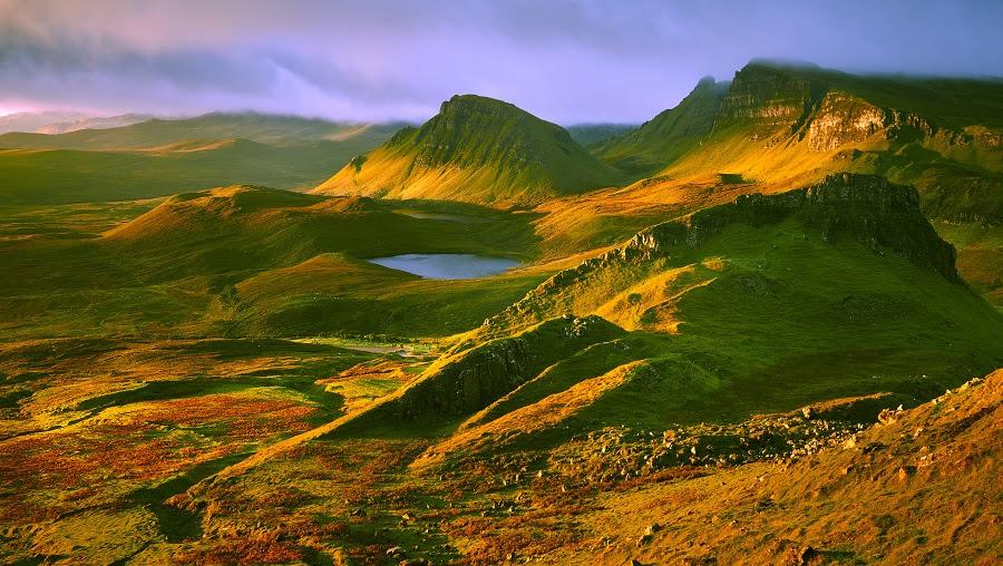 Resultado de imagen de las tierras altas de escocia