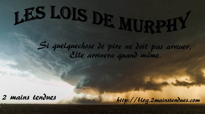 Image result for La loi de Murphy