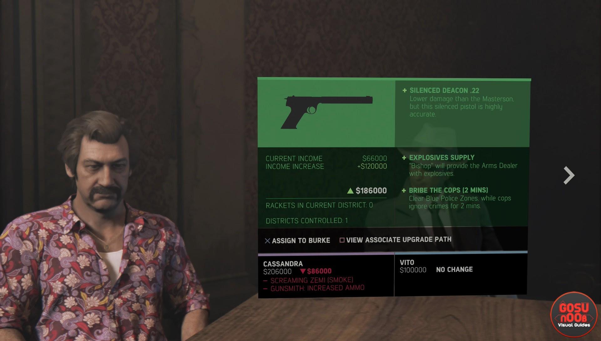 Silenced Pistol Gun In Mafia 3 How To Get