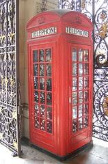 Prototype K2 Telephone Box