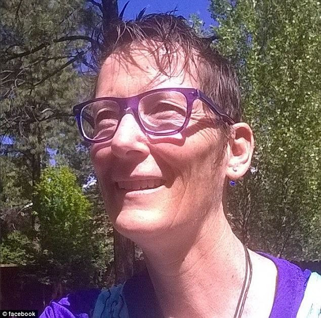 Northern Arizona University professor Anne Scott (pictured) lowered student Cailin Jeffers's grade for using the word 'mankind' instead of the gender-neutral 'humanity'
