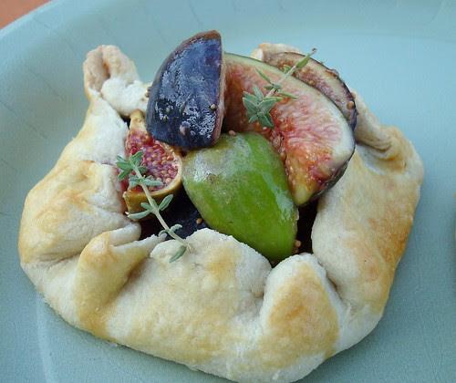 Honeyed Fig Crostada