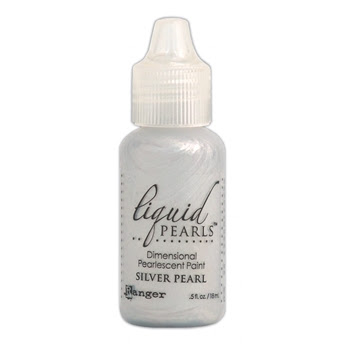 Ranger SILVER PEARL Liquid Pearls Pearlescent Paint LPL02055