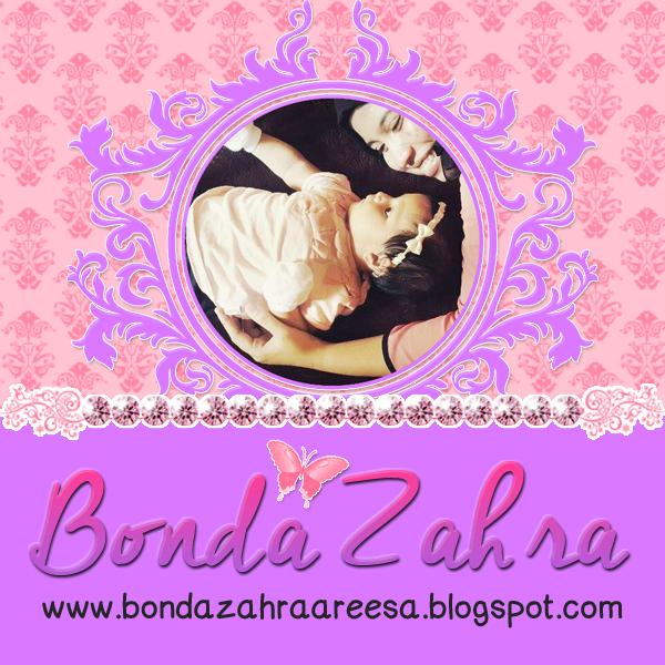 Jom Lawat Blog Bonda Zahra
