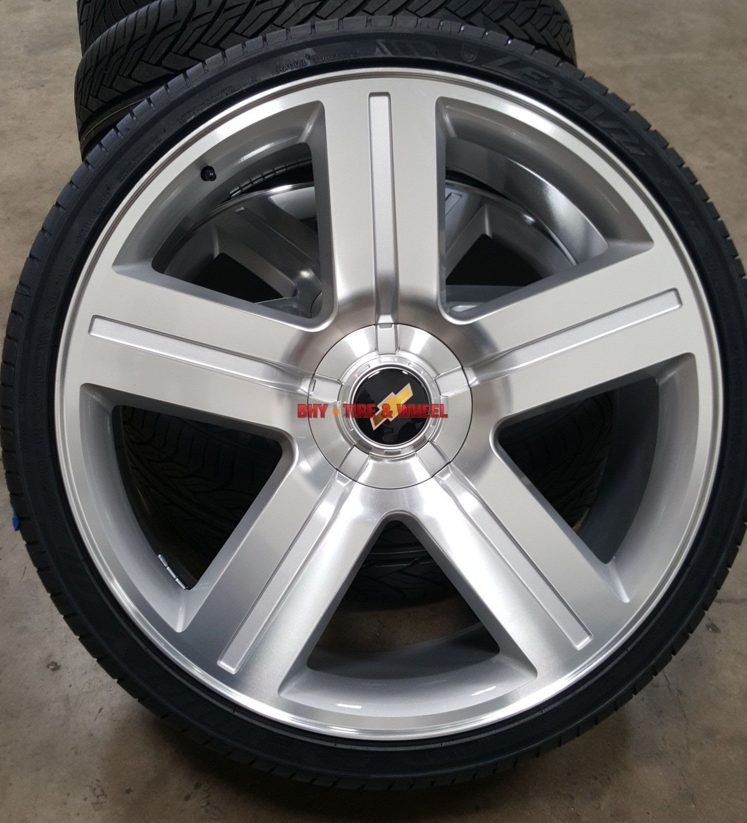24 Inch Wheels And Tires Texas Edition Style Rims Silverado Silver Machined 28 Rims Rims