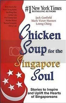 Knitting Instructor featured in Chicken Soup for the Singapore Soul