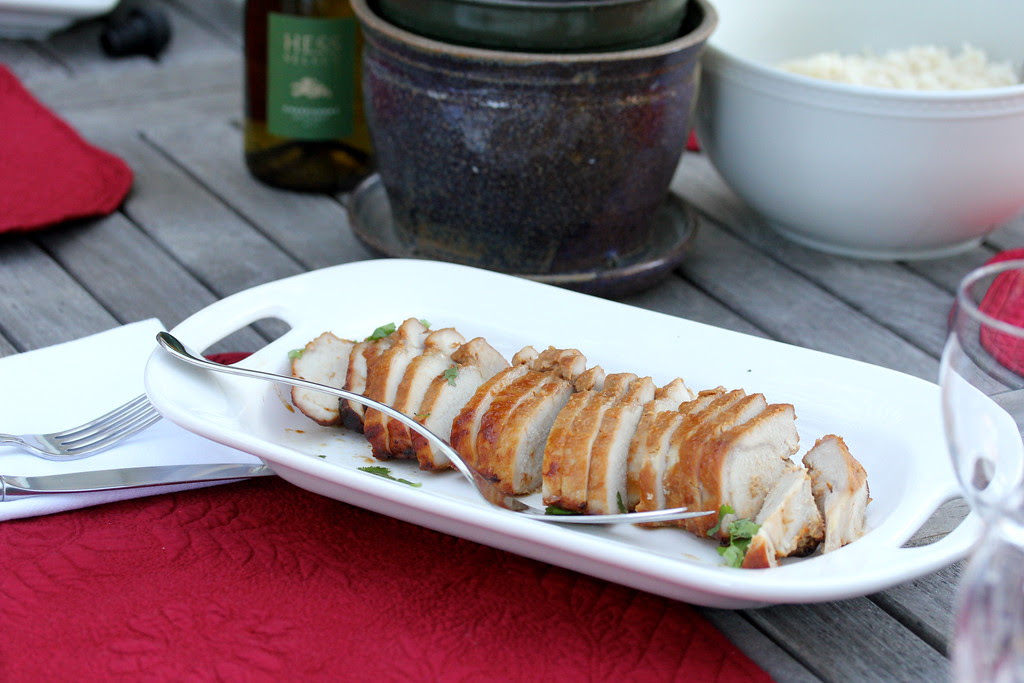 Roasted Honey-Soy Pork Tenderloin