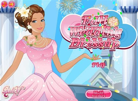 Fall Wedding Dress Up Game   Games For Girls Box