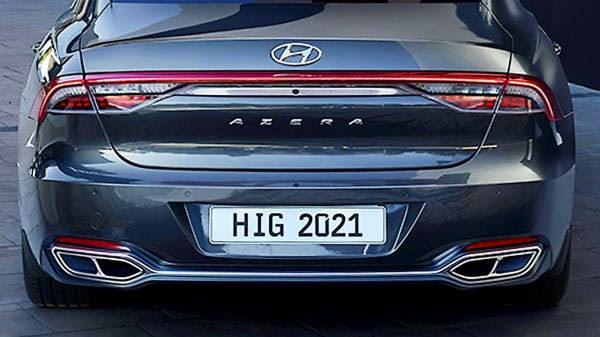 2021 hyundai azera – hitech sedan – highlights and