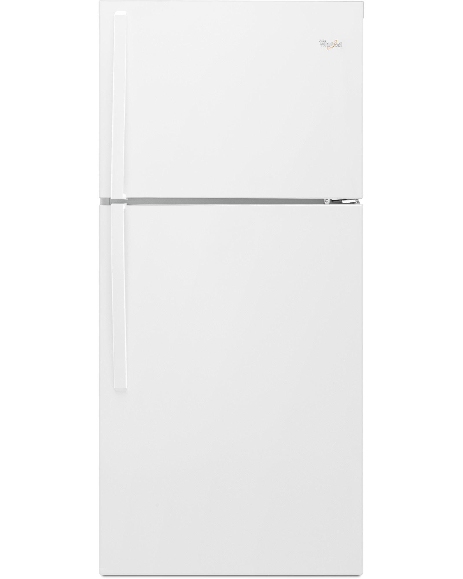 UPC Whirlpool WRT519SZDW 19 2 cu ft Top Freezer