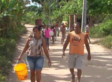 Amélia Rodrigues: Moradores reclamam que estão sem água há 4 anos