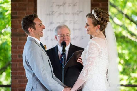 I Do Weddings Chicago Wedding Officiant Guests Laugh, Cry