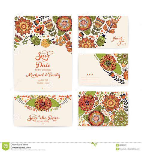 Wedding Invitation Template, Invitation, Envelope, Thank