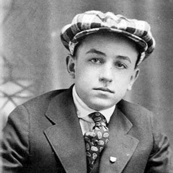 Ιστορικά πρόσωπα σε νεαρή ηλικία (10)