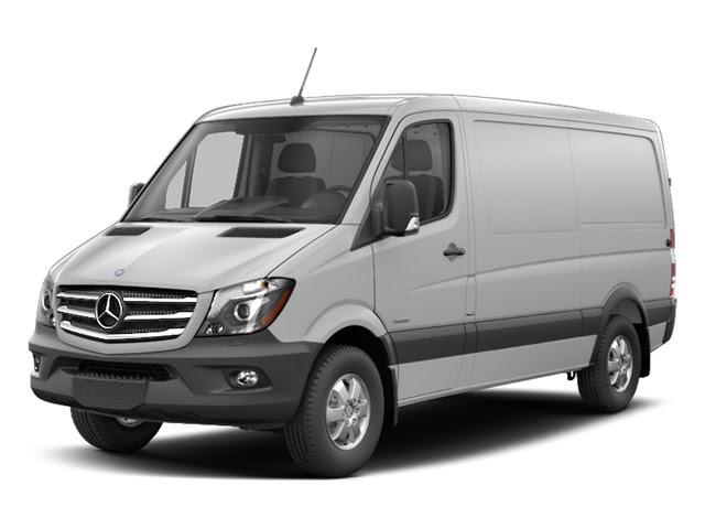 New 2017 Mercedes-Benz Sprinter Cargo Van Prices - NADAguides-