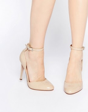 Tacones altos PLAYWRIGHT de ASOS
