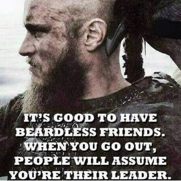 45 Manly Beard Quotes And Sayings To Feel The Attitude