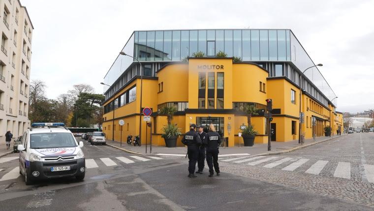 L'hôtel qui a fait l'objet d'une alerte à la bombe