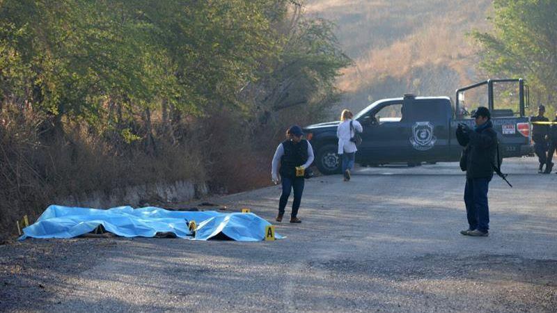 El fiscal de Guerrero, Xavier Olea, confirmó que se trata de las personas que fueron secuestradas el pasado lunes en el poblado Chacotla.