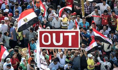 Mohamed Morsi's downfall
