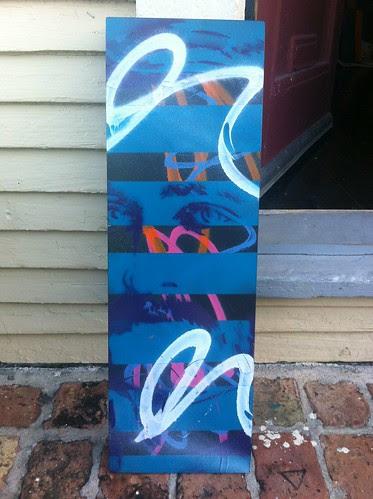 Artwork from Brent Houzenga for NoLA Rising's IYTI