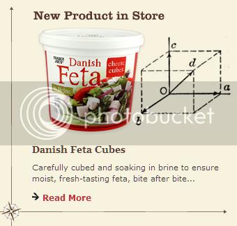 Danish Feta Cubes