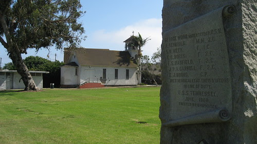 (Old) St Peter's Episcopal Church and Harbor View Cemetery