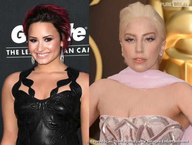 Demi Lovato e Lady Gaga