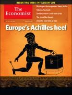 The Economist print cover