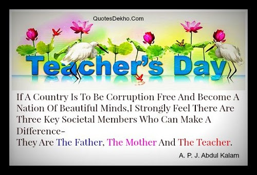 A P J Abdul Kalam Quotes On Teacher Father And Mother