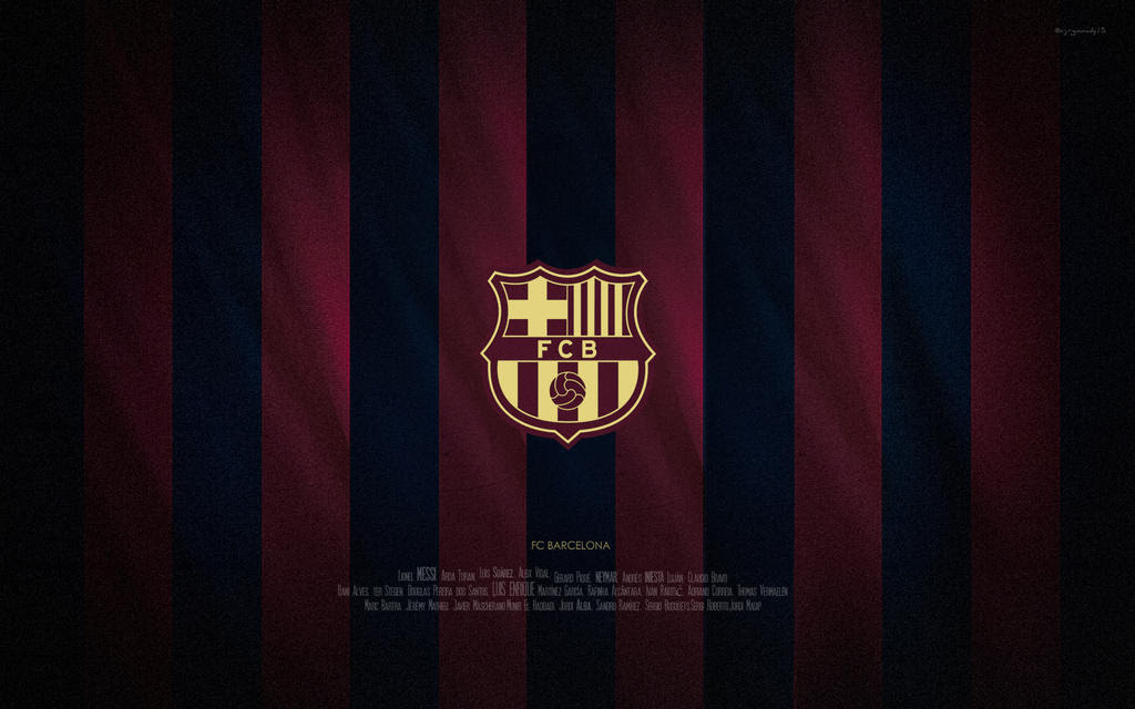 Fc Barcelona Wallpaper Hd By Mrbarclonista On Deviantart